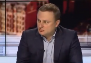 "Acting Director of the SOE ""UKRSPYRT"" Yuriy Luchechko, live on 112 Channel about the strategy of enterprise's development, industry perspectives and fight against counterfeiting"