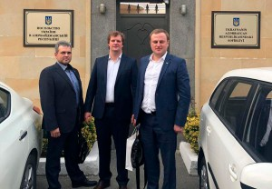 "Management of the SOE ""UKRSPYRT"" paid a working visit to the alcohol manufacturer in the Republic of Azerbaijan"