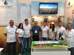 UKRAINIAN SPIRIT VODKA WAS PRESENTED AT THE AGRO-2019 ANNUAL AGRO FORUM